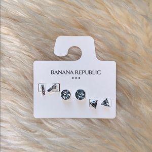 Banana Republic 3-pack Earring